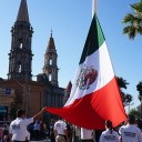 Chapala raises new flag